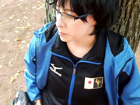 Yūri Katsuki Shooting Connichi