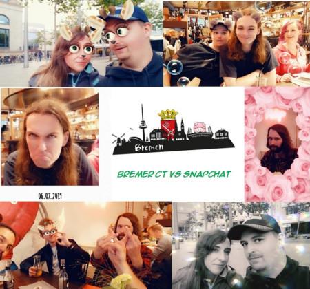 Snapchat in Bremen