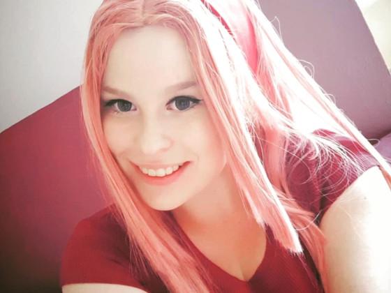 Sakura long hair version