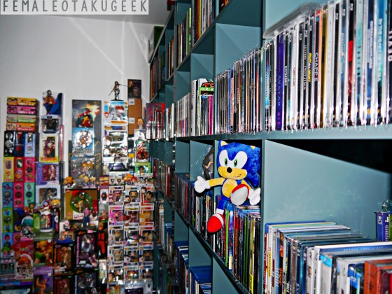 Sammlung_Sonic