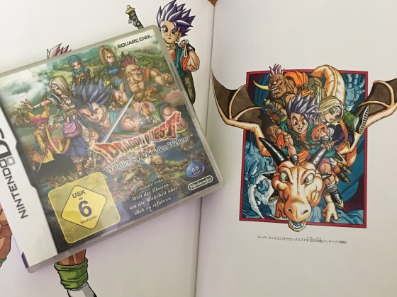 [Meine Sammlung] Dragon Quest - DQ VI