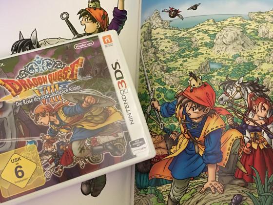 [Meine Sammlung] Dragon Quest - DQ VIII