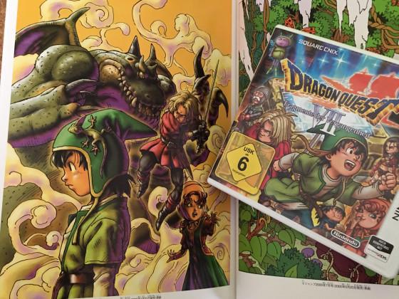[Meine Sammlung] Dragon Quest - DQ VII