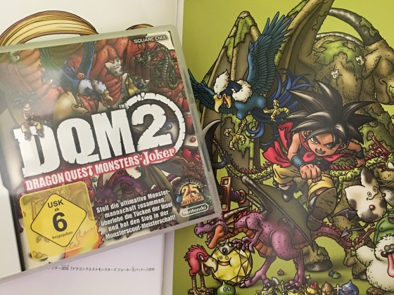 [Meine Sammlung] Dragon Quest - DQ Monsters Joker 2