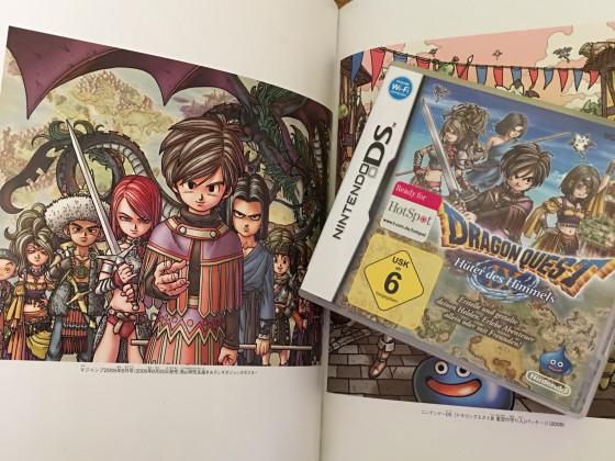 [Meine Sammlung] Dragon Quest - DQ IX