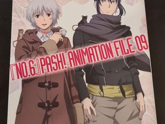 「No. 6」PASH! Animation File 09