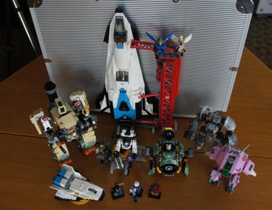 Lego Overwatch Sammlung