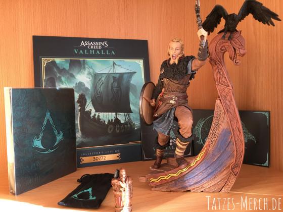 [Meine Sammlung] Assassin's Creed - Valhalla Collector's Edition