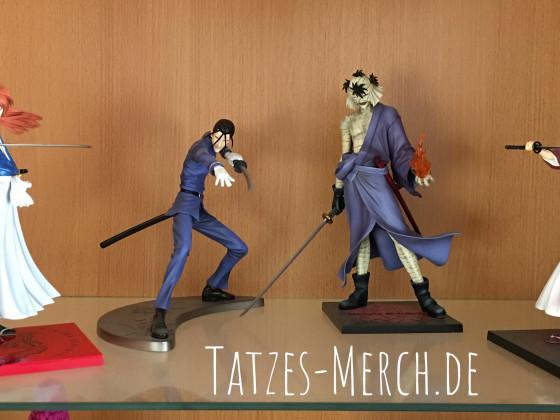 [Meine Sammlung] Figuren - Rurouni Kenshin
