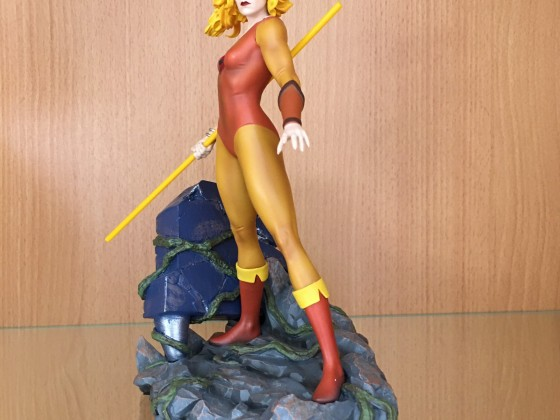 [Meine Sammlung] ThunderCats-Figuren - Cheetara/Geparda (2)