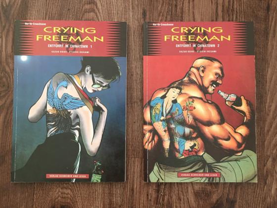 [Meine Sammlung] Crying Freeman (4)