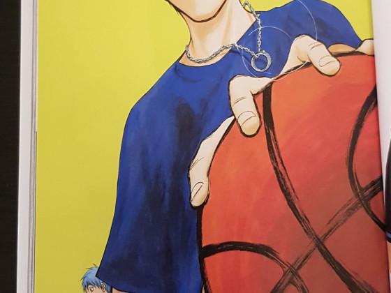 BRIGHT COLORS: Kuroko no Basuke Official Visual Book