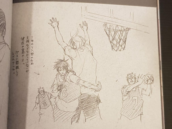 BRIGHT COLORS​: Kuroko no Basuke Official Visual Book​
