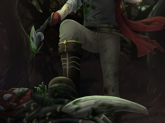 World of Warcraft Blutelf