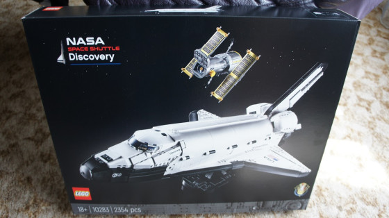 Lego Discovery 10283