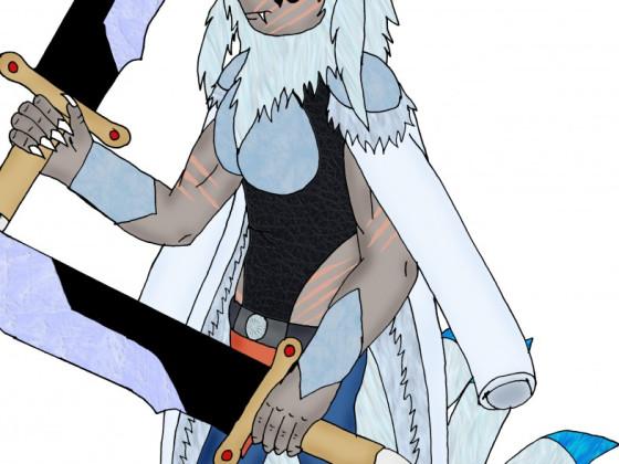 Saphir D Storm Moonmane