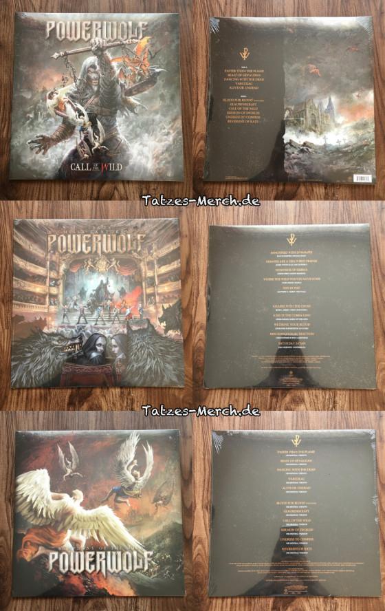 [Meine Sammlung] Powerwolf - Call of the Wild Vinyl-Box (2/3)
