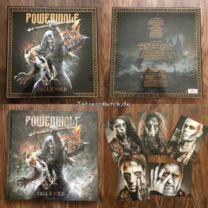 [Meine Sammlung] Powerwolf - Call of the Wild Vinyl-Box (1/3)