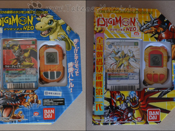 Digimon NEO (chinesisches V-Pet)