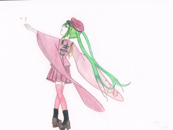 Hatsune Miku: Senbonzakura ver.