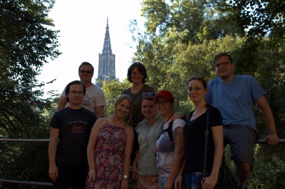 Gruppenfoto Ulmer CT