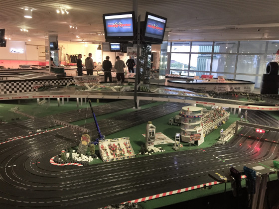 Slotcar Racing Center in Hamburg Wandsbek