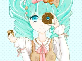 Cookie Miku