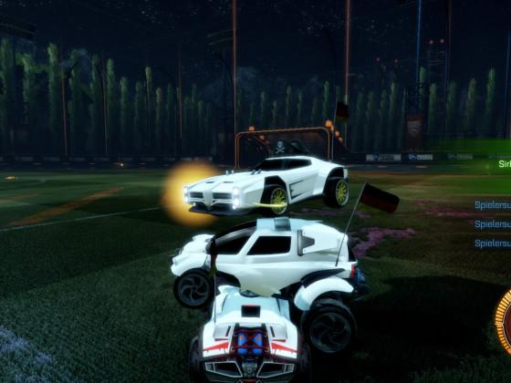 Langeweile zwischen den Spielen 1: Stapeln
