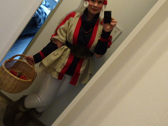 Paya Cosplay Test 2