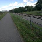 Jogging Route- Straßenbahnlinie 2