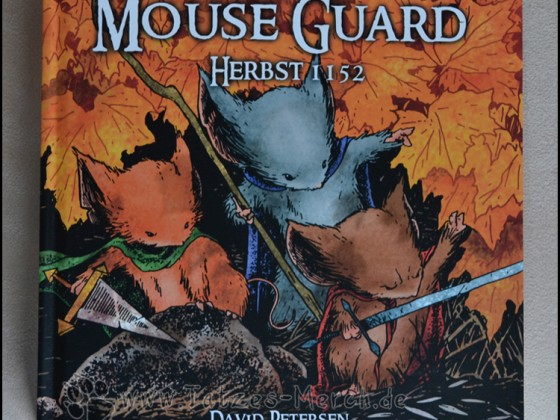 MouseGuard (Comic)