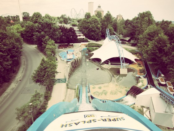 Hansa Park Resort - Wasserbahn