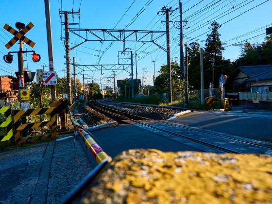 Bahnübergang Kamakura