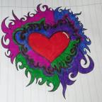 und das nächste Herz