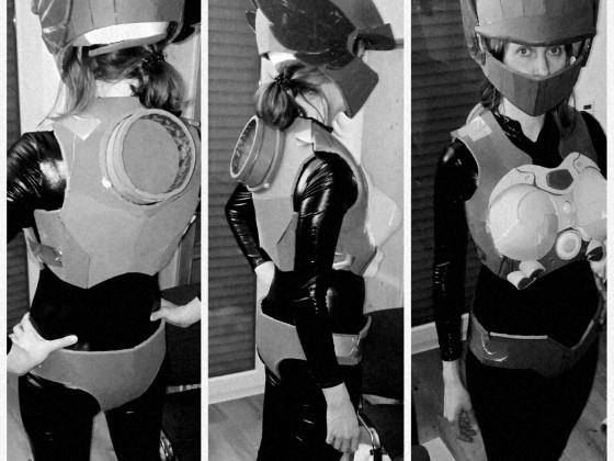 Robocosplay- just in progress