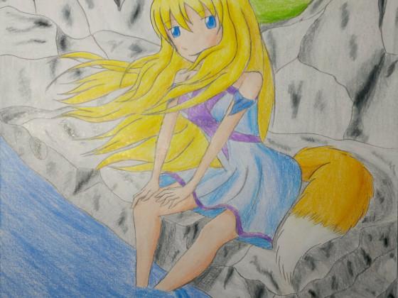 Fuchs Mädchen 2