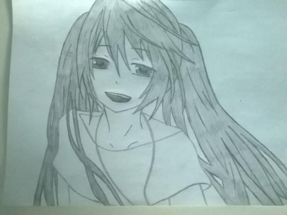 FanArt Hatsune Miku