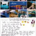 Postkarte von Shahdi