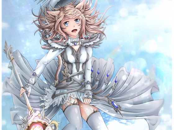 Final Fantasy Char