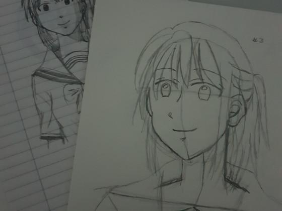 Mit Stift und Papier lässt es sich doch noch einmal etwas besser zeichnen