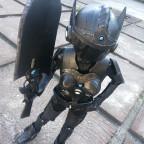 Robo im Landschaftspark