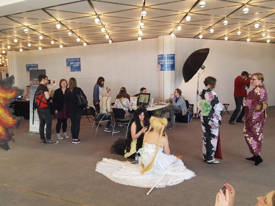 Bilder von der DoKomi 2016