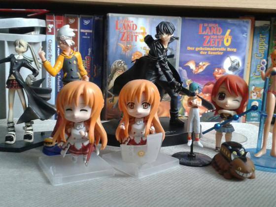 Meine Anime Figuren Sammlung