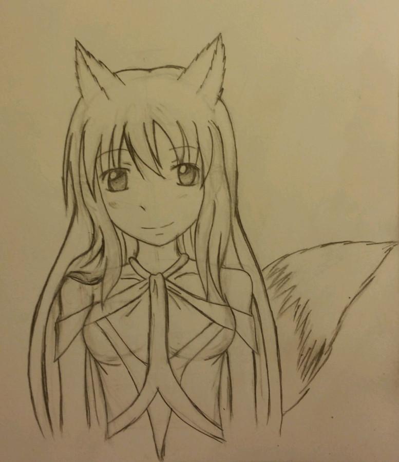 Fuchs Mädchen