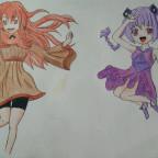 Natsuki und Shouko