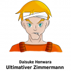 Daisuke Honwara - Ultimativer Zimmermann