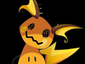Raichu-Mimikyu