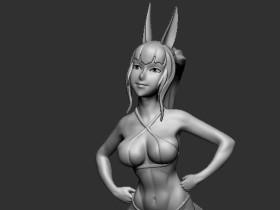 Foxy Figur