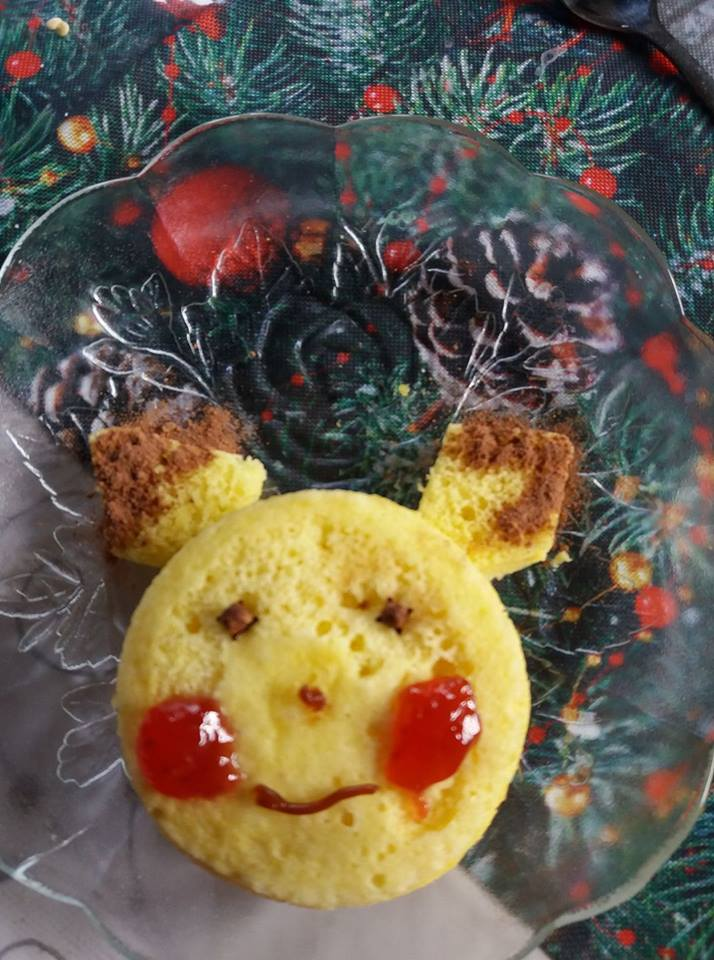Pikatchu Muffin
