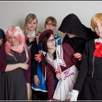 DoKomi 2010 - Gruppenfotos